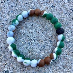 NWOT Lokai Medium camo bracelet